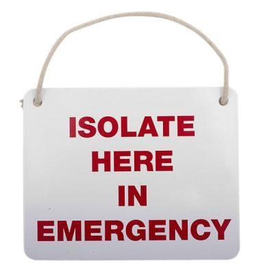 IsolateSign