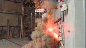 Arc Flash Incident